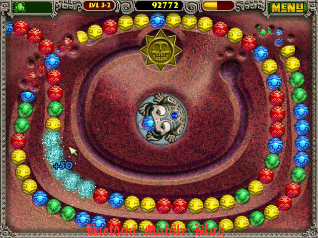 Game Zuma Deluxe Full Version (PC Game)